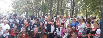 В Большебыково отметили престольный праздник и 355-летие села