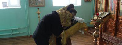Четыре Таинства Крещения в СИЗО совершили священнослужители Тюремной комиссии Белгородской митрополии