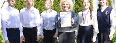 Команда старооскольской православной гимназии стала вице-чемпионом Международного турнира по православным интеллектуальным играм «ФАВОР»