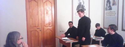 В Белгородской семинарии вводится рейтинг преподавателей