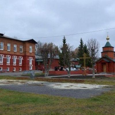 Борисовский Богородице-Тихвинский женский монастырь