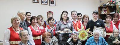 На святки социальная служба Грайворонского благочиния организовала праздники в Домах милосердия