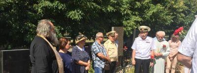 В годовщину гибели подлодки «Курск» в Белгороде отслужили панихиду по белгородцу, погибшему с кораблем
