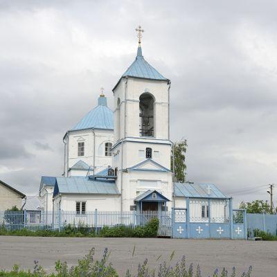 Храм Святого Великомученика Димитрия Солунского в селе Хорошилово