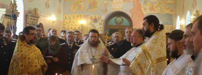 Священники трёх белгородских епархий отслужили панихиду по всем казакам и их родственникам, погибших в период расказачивания