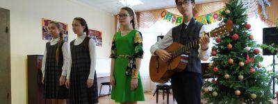 Воспитанники воскресной школы Смоленского собора спели на семинаре «Хоровое и сольное пение»