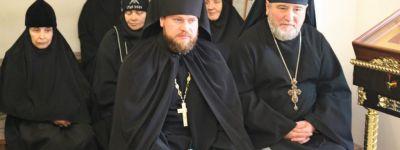 В Борисовском Богородице-Тихвинском женском монастыре прошла работа секции «Древние монашеские традиции в условиях современности»