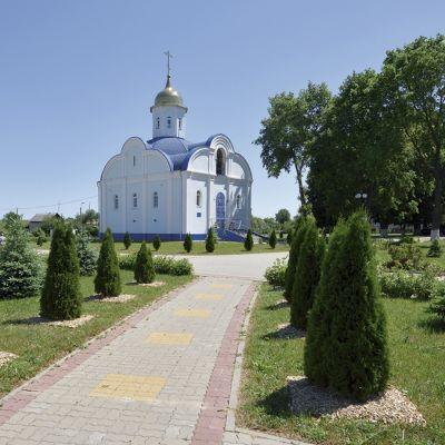 Храм Рождества Пресвятой Богородицы в селе Алексеевка
