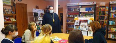 Духовные беседы с молодежью состоялись на Сретение в Красненском благочинии
