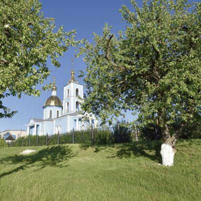 Храм Покрова Пресвятой Богородицы в Вейделевке