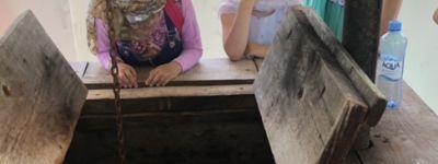 Воспитанники детского сада «Машенька» совершили паломническую поездку в Свято-Троицкий монастырь в Холках