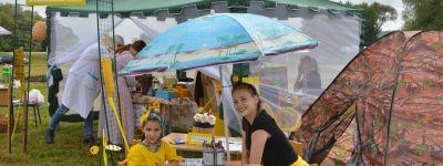 Фестиваль «Оскольский край – медовый рай», посвящённый Медовому Спасу,  завершился в Новом Осколе