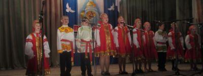Фестиваль творчества православной молодежи «Пасхальным звоном поют колокола» состоялся в Красном