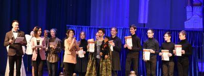 Старооскольские православные гимназисты-участники театра «СКАЗка» стали победителями областного фестиваля любительских тетров кукол