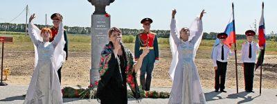 Новый памятник генералу Ватутину освятили на территории воинской части в Валуйках