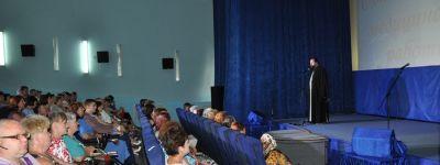 В Грайвороне благочинный принял участие в торжественном мероприятии ко Дню медика