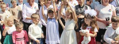 Валуйский благочинный благословил маленьких воспитанников обновленного детского сада «Цветик-семицветик»
