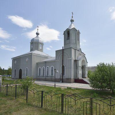 Храм Покрова Пресвятой Богородицы в Гарбузово