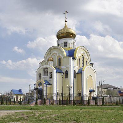 Храм Вознесения Господня в селе Стрелецкое