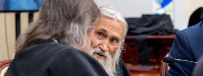 Духовник Патриарха и братии  Оптиной Пустыни посетил Белгородскую митрополию