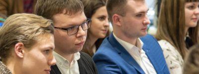 Белгородский митрополит побеседовал со студентами университета о ценностях,  свободе и ответственности