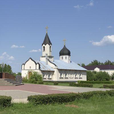 Храм Святителя Николая Чудотворца в Прохоровке