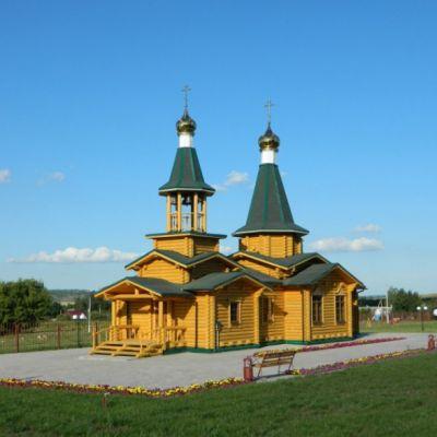 Храм Святителя Николая, Архиепископа Мир Ликийских в селе Анновка