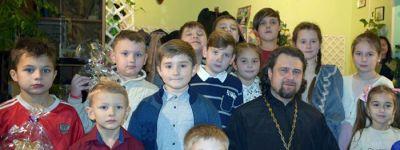 В детском православном клубе «Талант» дети показали новый спектакль