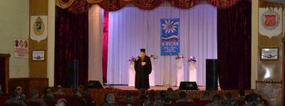 День семьи, любви и верности отметили в воинской части в Губкинской епархии