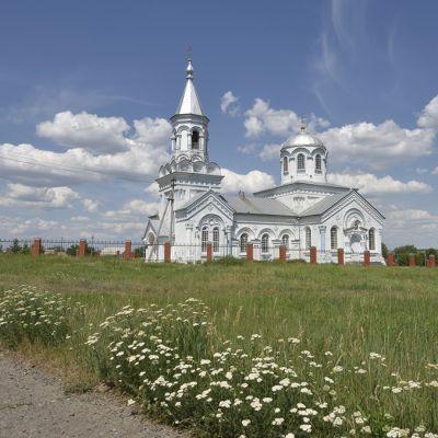 Храм Всемилостивого Спаса в Стрелецком