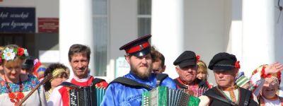 Сразу два праздника народной культуры провели в Дунайке