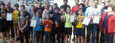 Первенство Валуйского городского округа по настольному теннису среди школьных команд посвятили празднику Покрова Пресвятой Богородицы