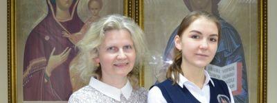 Старшеклассница старооскольской православной гимназии стала призером регионального этапа всероссийской олимпиады школьников по обществознанию