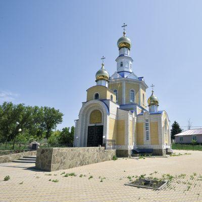 Храм Рождества Пресвятой Богородицы в Жуково