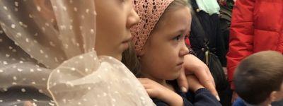 В праздник Собора новомучеников и исповедников Русской Церкви Божественную Литургию отслужили в Губкине