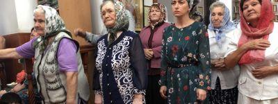 Молебен о страждущих недугами винопития и наркомании совершили в Губкине