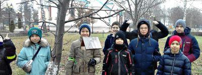 Экологическую акцию «Поможем птицам вместе!» провели в православном детском центре в Губкине