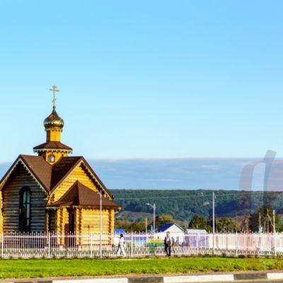 Храм священномученика Макария, митрополита Киевского в Сурково