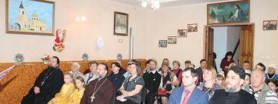 Литературно-музыкальная  гостиная «У нас было чудное Рождество!» прошла в Центре семьи в Грайворонском благочинии