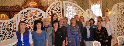 Матушка Татьяна Караповская из Грайворонского благочиния выступила с докладом на конференции «Дух и разум» в Белгородском университете