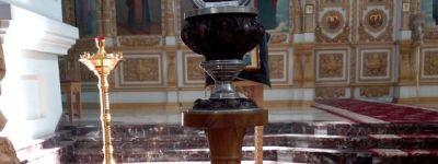 Мощи святители Димитрия Ростовского прибыли в Валуйки
