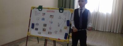 Юные исследователи из белгородского православного детского сада представили свои конкурсные проекты