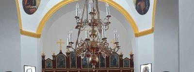Новые фрески украсят храм Иоанна Богослова в Козинке