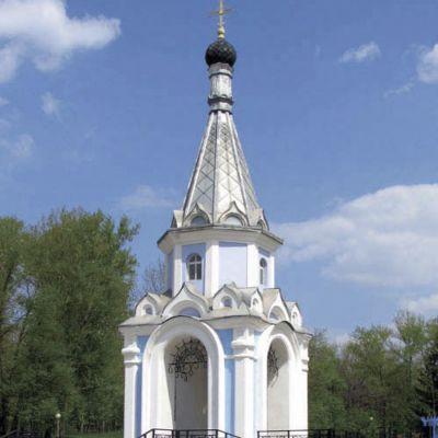 Часовня Почаевской иконы Божией Матери