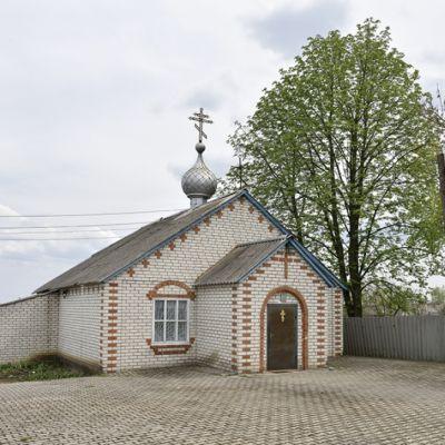Храм Архистратига Михаила в селе Журавлёвка