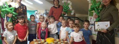 В белгородском православном детском саду родителей поблагодарили за сопричастность и плодотворное сотрудничество