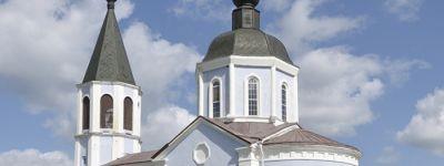 Белгородская областная телекомпания подготовила телесюжет о Покровском храме в Ивнянском благочинии