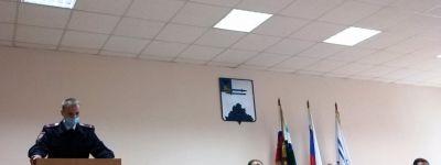 Благочинный 1-го Яковлевского округа принял участие в обсуждении профилактики наркомании в подростковой среде