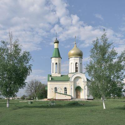 Храм святителя Иоанна Златоуста в Графовке