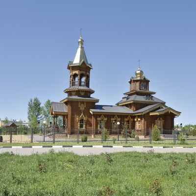 Храм Рождества Христова в селе Рождествено